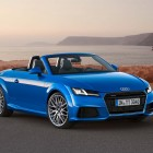 8S Audi TT Roadster unveiled: 228kW TTS due early 2015