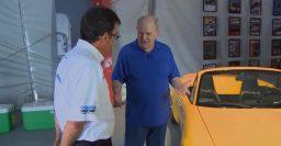 Mazda MX-5 father, Bob Hall, talks about original Miata/Roadster