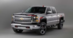 Chevrolet Silverado Toughnology concept has a stupid name