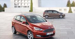 C344 Ford C-Max, Grand C-Max given Focus-style facelift