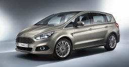 2015 Ford S-Max unveiled with 32 seating, boot space combos