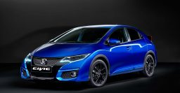 FB Honda Civic hatch, wagon facelifted; new Sport model