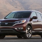 RM Honda CR-V facelift: more aggressive looks on sale Oct 1