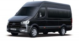 Hyundai H350 van ready to take on Transit, Trafic