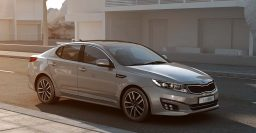 Kia Optima T-Hybrid: diesel concept with electric supercharger