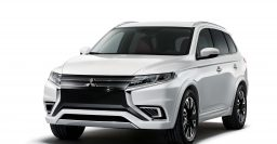 Mitsubishi Outlander PHEV Concept-S ditches the ugly