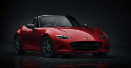 ND Mazda MX-5 unveiled as shorter than NA/NB