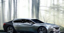 Peugeot Exalt concept reworked for 2014 Paris Motor Show