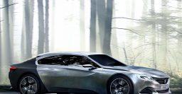 Peugeot Exalt concept reworked for 2014 Paris Motor Show