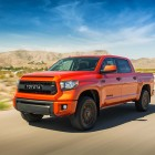 Toyota Tundra TRD Pro goes off-road with a dash of old school