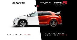 Honda Civic Type R ad is two simultaneous shades of awesome