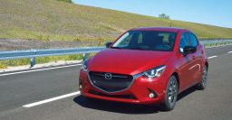 DJ Mazda 2 begins production at plant in Mexico
