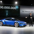 Volkswagen XL Sport concept has 11,000rpm V2 Ducati engine