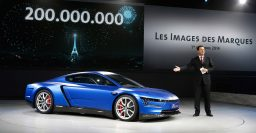 Volkswagen XL Sport concept has 11,000rpm V2 Ducati engine