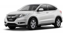 Honda HR-V will go on sale from February 2015 in Australia