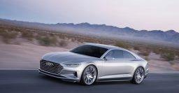 Audi Prologue concept shows off new sexier design language