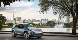 Land Rover Discovery Sport to be built in Brazil and China too