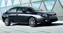 New Mitsubishi Galant to be based on Korean Renault Latitude