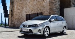 Scion iM rumoured to be a Toyota Auris wagon for the USA