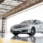 DE Acura ILX facelift: 2.4L, 8-sp torque converter DCT standard