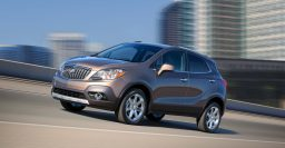 Buick Encore expected to hit 70,000 sales in 2015