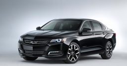 Chevrolet Impala Midnight Edition to be based on Blackout Concept