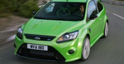 Ford Focus RS confirmed for US, Canada; 2.3L Mustang motor likely