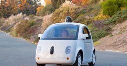 Google self-driving car: First road-going version revealed