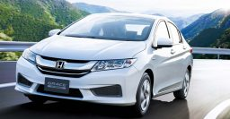 Honda Grace: A JDM City hybrid sedan with a different name