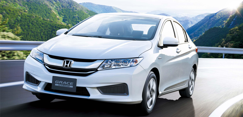 Leistung und neuer Motor Honda Grace 2021