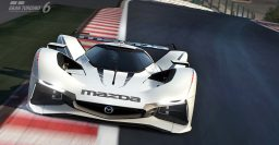 Mazda LM55 Vision Gran Turismo concept pays tribute to 787B