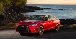 Toyota Camry: Some US models may be made in Japan