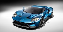 2017 Ford GT to debut Gorilla Glass windshield windows