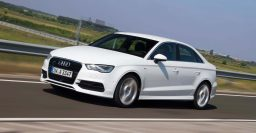 Audi A3 will be the smallest Audi in the US