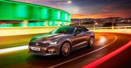 Ford Mustang V8 and coupe most popular variants in UK
