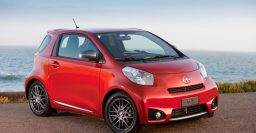 Scion iQ heading for the axe in 2015