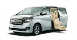 Toyota Alphard/Vellfire enter 3rd generation with uglier faces