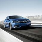 DE Acura ILX sedan facelift photo gallery