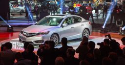 Future Acura ILX variant could feature 300hp Civic Type-R engine