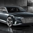 Audi Prologue Avant concept car photo gallery