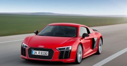 2015 Audi R8: 5.2-litre V10 or 340kW/920Nm e-tron