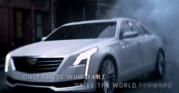 Cadillac CT6 revealed in Oscars ad with Steve Wozniak
