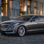 Cadillac CT6 plug-in hybrid to be imported from China