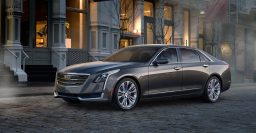 Cadillac CT6: What does its name mean?