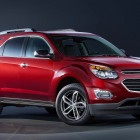 2015 Chevrolet Equinox facelift photo gallery