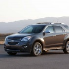 Chevrolet Equinox: second generation SUV photo gallery