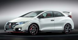 FB Honda Civic Type R: 228kW/400Nm 2L turbo hot hatch