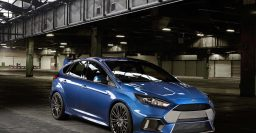 2015 Ford Focus RS: AWD, 235kW+ 2.3L turbo, sedate stlying