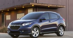 Acura considering a new model based on the Honda HR-V