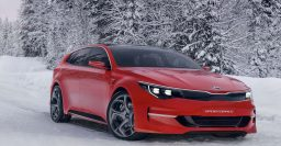 Kia Sportspace wagon concept previews next-gen Kia Optima